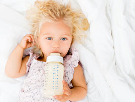 Baby Bottle Tooth Decay - Pediatric Dentist in Gallatin, TN