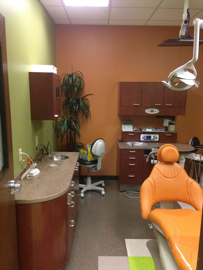 Exam Room - Pediatric Dentist in Gallatin, TN