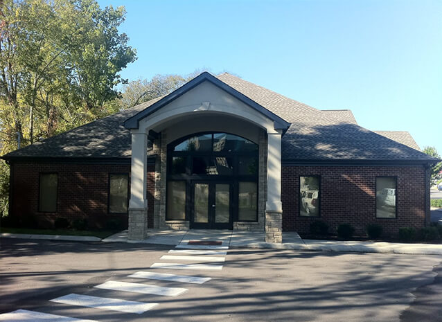 Front of building - Pediatric Dentistry in Gallatin, TN