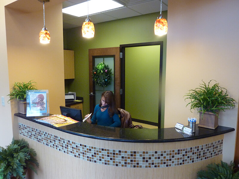 Front Desk - Pediatric Dentistry in Gallatin, TN