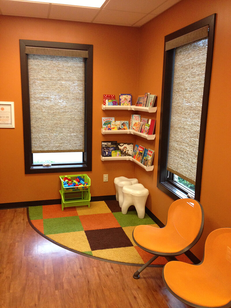 Play Area - Pediatric Dentist in Gallatin, TN